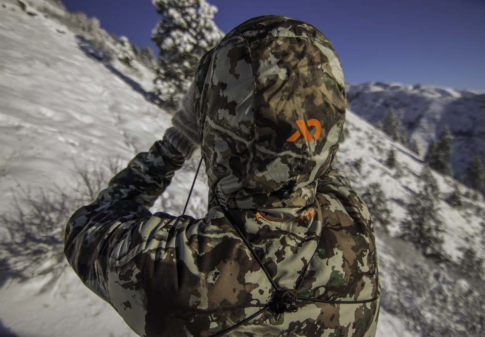 First Lite Uncompahgre Jacket in Fusion
